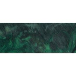 Green Marble - Poly Resin Pen Blank